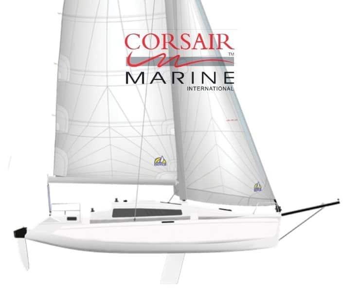Corsair Marine - South Pacific Dealer