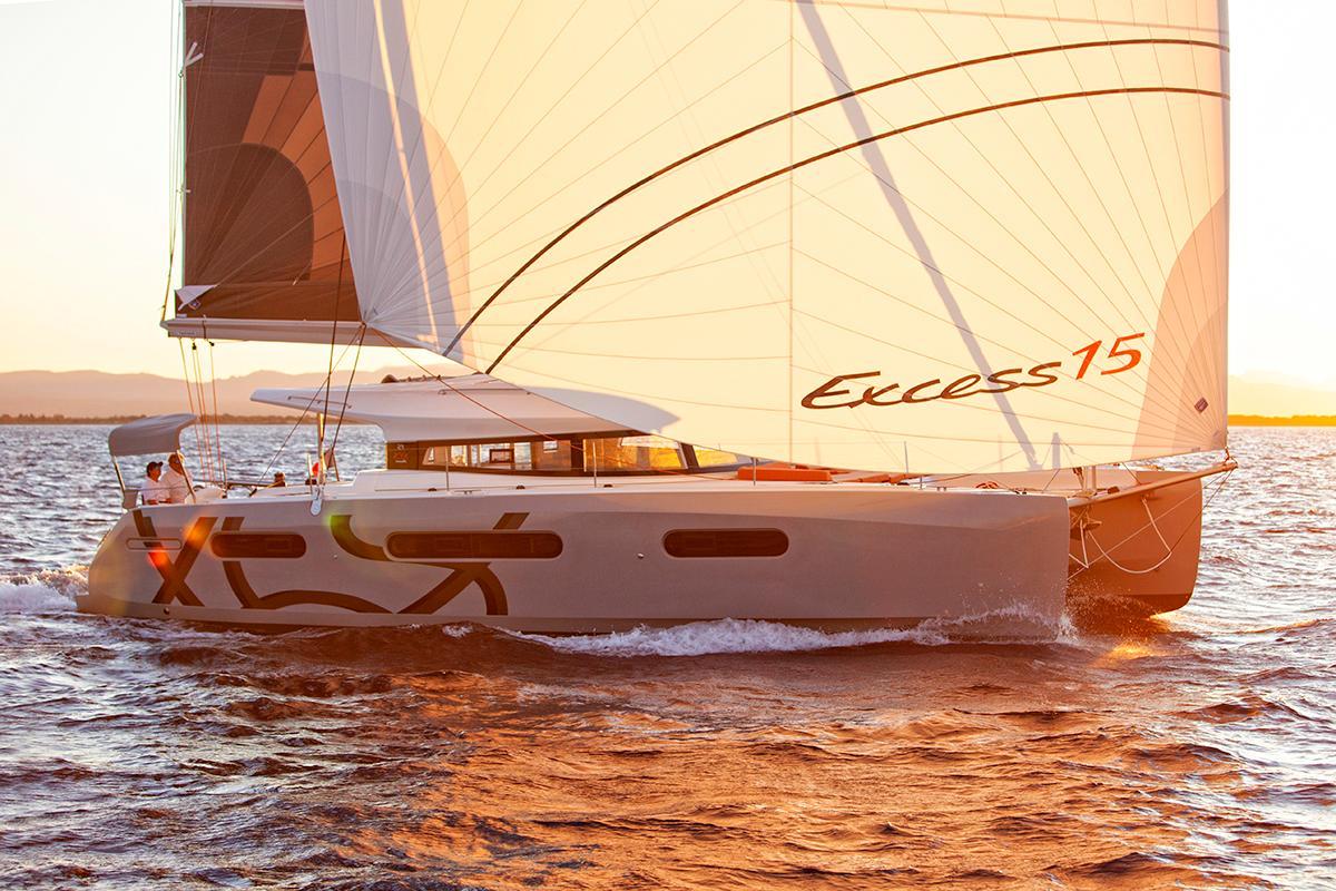 Excess 15 Catamaran - French Polynesia