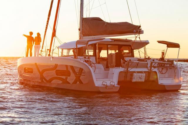 Configure my Excess catamaran