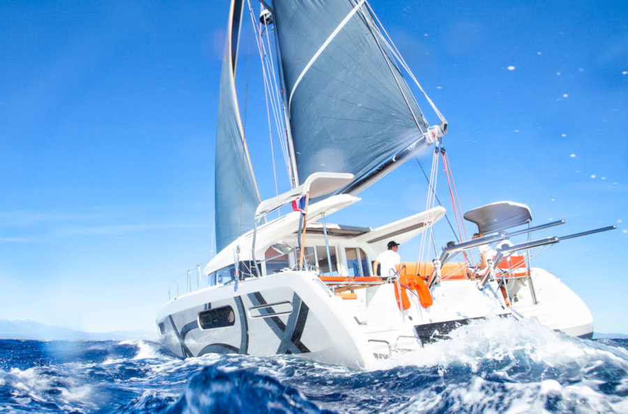 Excess 12 Catamaran for sale in French Polynesia