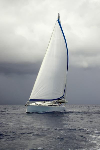 Custom 52ft monohull for sale in Tahiti