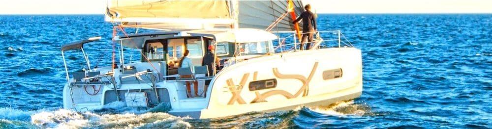 Long Term Rental of an Excess 11 catamaran