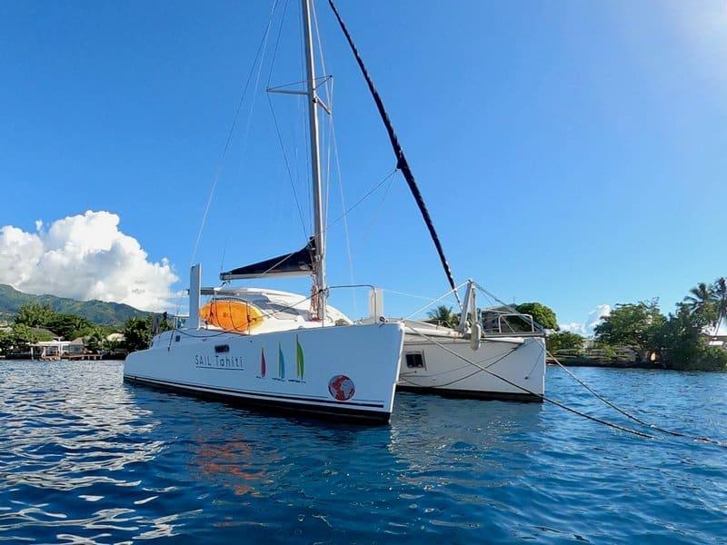 Catana 381 Performance Catamaran for sale in Tahiti