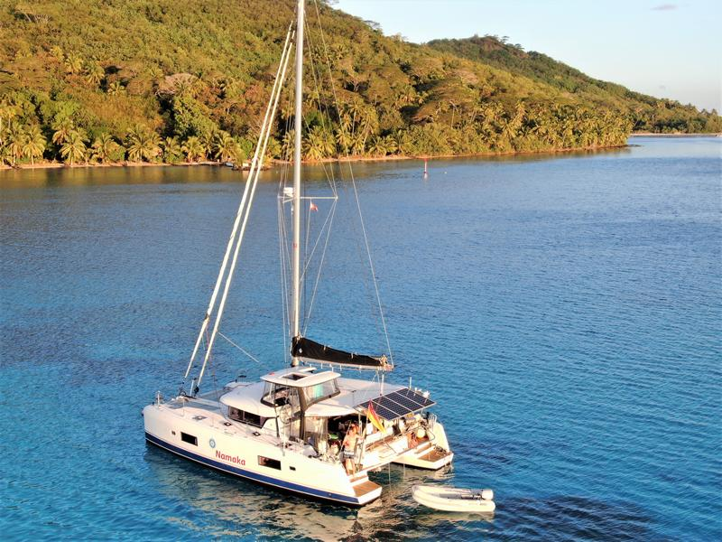 Lagoon 42 - 2017 - for sale in Tahiti